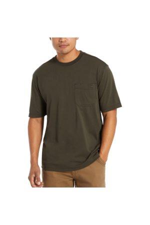 Wolverine Men Short Sleeve - Men's Knox Short Sleeve Tee Olive Heather, Size L