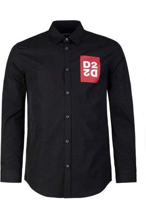 Dsquared2 D2 Logo Print Shirt