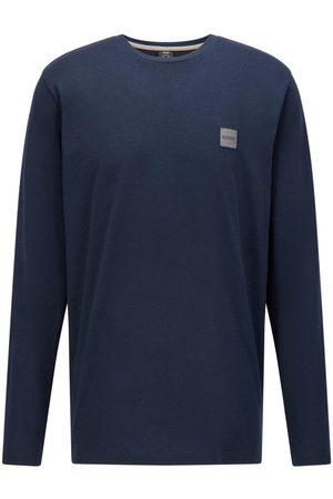 Boss Tacks1 LS Logo T-Shirt Colour: Dark