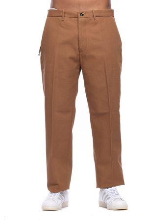 Nine In The Morning Pants for men 9FW21KS23 RICAMOTABACCO