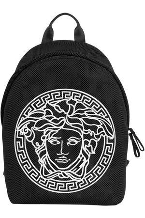 Versace Kids Medusa Head Backpack