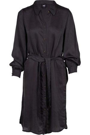 Nu Denmark Inna Elegant Dress Anthracite Grey