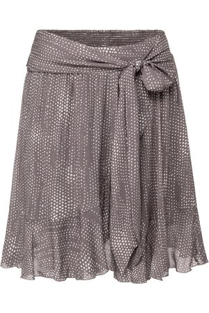 YaYa Smoke Mini Skirt