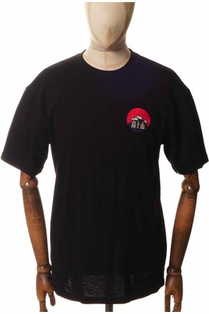 Edwin Jeans Red Dawn Tee - Small, Colour: