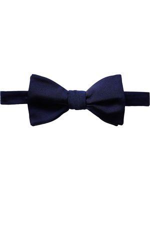 Eton Dark Bow Tie Self Tied A1014500128