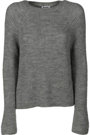 Base Milano Base Sweaters Grey