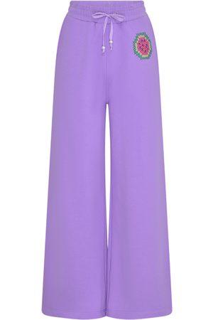 Olivia Rubin Isobel Lilac Sweatpants