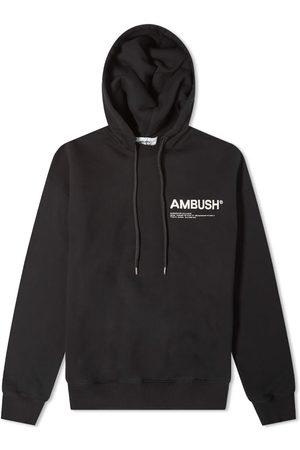 AMBUSH Men Hoodies - Logo Popover Hoody