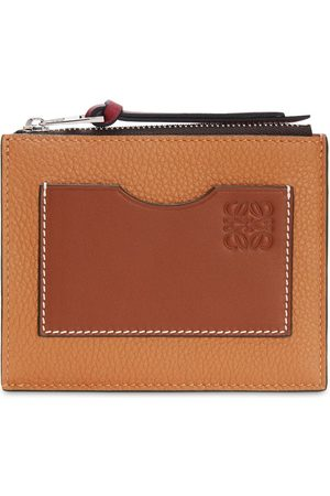 Loewe Women Wallets - Soft Grained Leather Card Holder