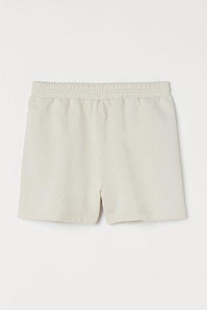 H&M Cotton Sweatshorts