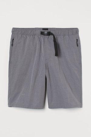 H&M Men Shorts - Belted Shorts