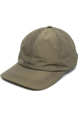 Soulland Caps - Logo-print cap