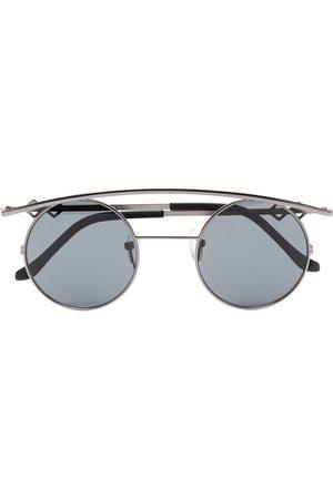 Karen Wazen Women Round - Retro's XL round-frame sunglasses