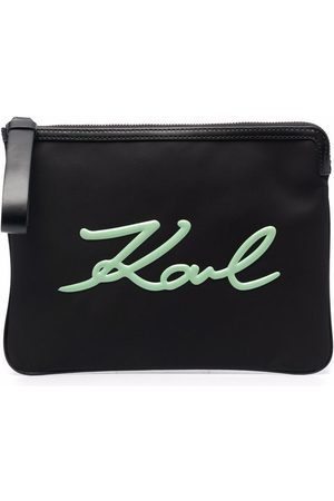 Karl Lagerfeld Women Tablets Cases - K/Signature iPad pouch