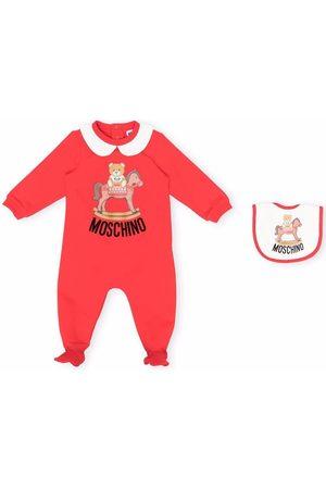 Moschino Pajamas - Rocking-horse print pajamas