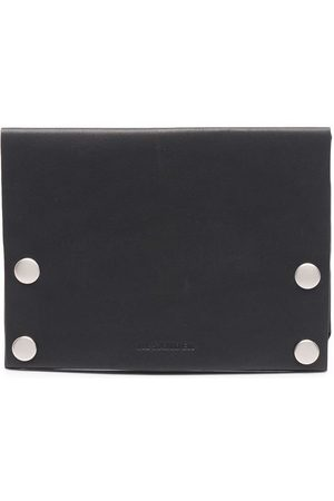 Jil Sander Men Wallets - Folded leather cardholder