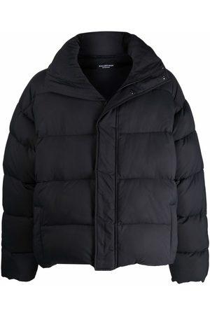 Balenciaga Men Puffer Jackets - BB-logo puffer jacket