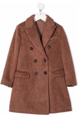 Brunello Cucinelli Tailored wool coat
