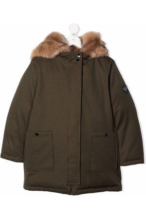 BONPOINT Girls Parkas - Thaly parka coat