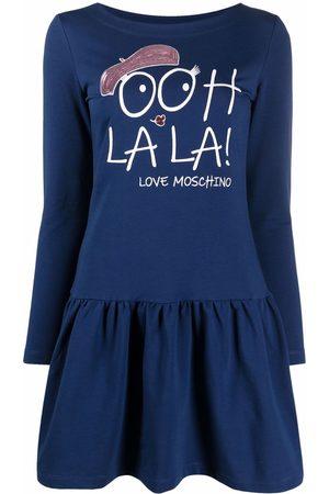 Love Moschino Ooh La La dress