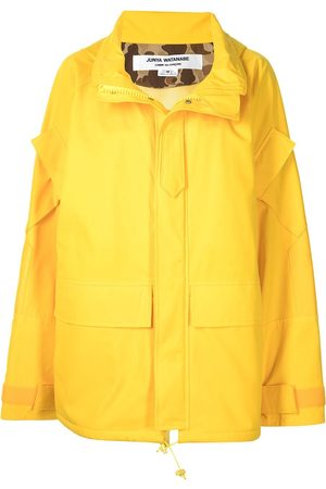 JUNYA WATANABE Women Jackets - Baroque-pattern print jacket - 1