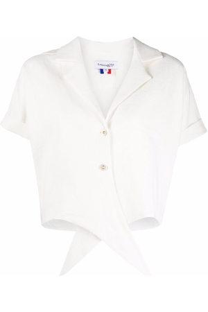 La Seine & Moi Women Short sleeves - Short-sleeved button-up shirt