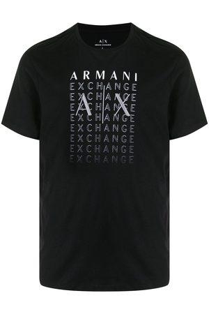 Armani Logo short sleeve t-shirt