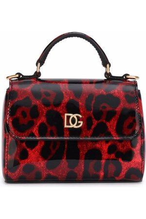 Dolce & Gabbana Leopard-print handbag