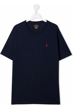 Ralph Lauren Kids Polo Shirts - Polo Pony embroidered T-shirt