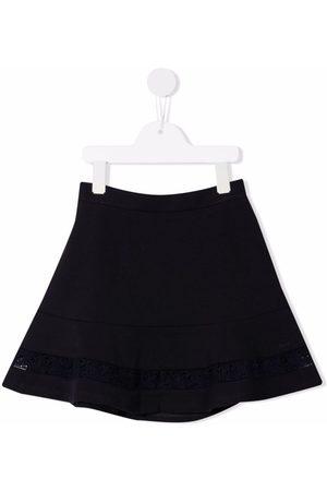Chloé Lace-embellished mini skirt