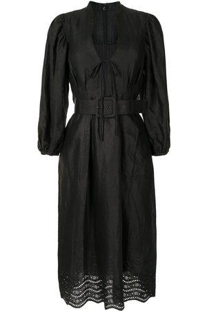 Rebecca Vallance Women Midi Dresses - Zahara Midi Dress