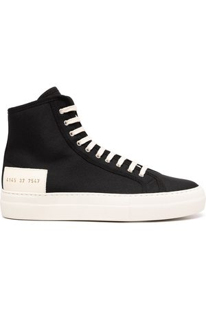 COMMON PROJECTS Women Sneakers - Tournament high-top sneakers