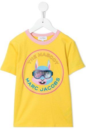The Marc Jacobs Logo-print short-sleeved T-shirt