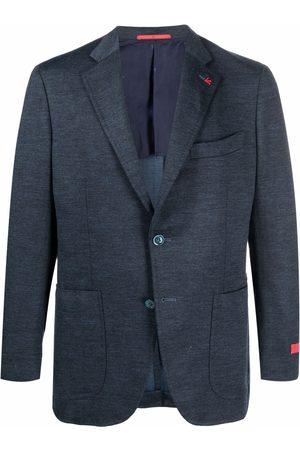 ISAIA Men Blazers - Single-breasted tailored blazer