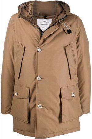 Woolrich Men Parkas - Artik padded down parka coat