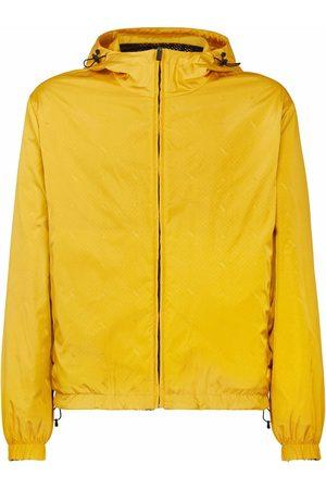 Fendi Men Sports Jackets - Reversible lightweight windbreaker jacket