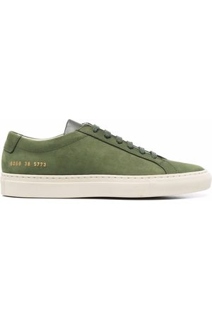 COMMON PROJECTS Women Sneakers - Round-toe lace-up sneakers