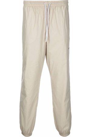 Msgm Men Sweatpants - Drawstring-waist trousers - Neutrals