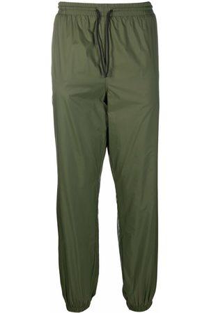Msgm Men Sweatpants - Logo-print track pants