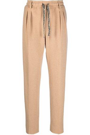 GABRIELE PASINI Men Skinny Pants - Slim-fit cashmere trousers - Neutrals