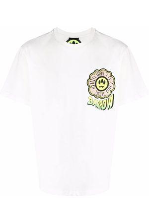 BARROW Men Short Sleeve - Logo-print short-sleeve T-shirt