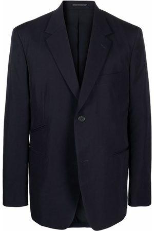 YOHJI YAMAMOTO Men Blazers - Boxy-cut blazer