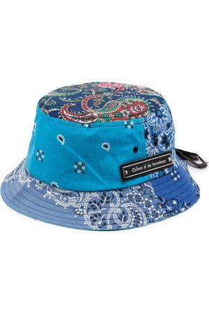 Children Of The Discordance Men Hats - Paisley-print bucket hat