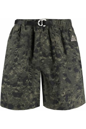 Nike Men Bermudas - ACG all-over trail shorts