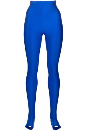 The Andamane High-waisted stretch-jersey leggings
