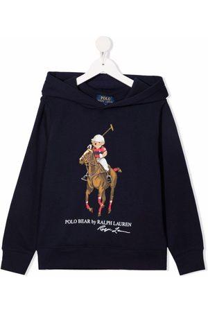 Ralph Lauren Boys Hoodies - Polo teddy hoodie