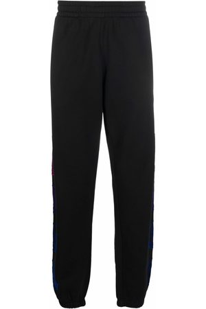 Moncler Men Sweatpants - Side logo-print track pants
