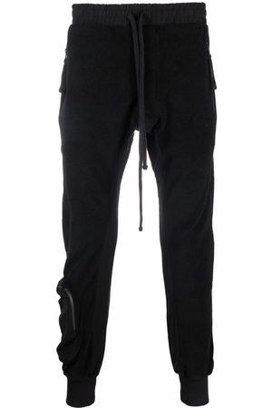 THOM KROM Men Sweatpants - Zip-pocket skinny track pants