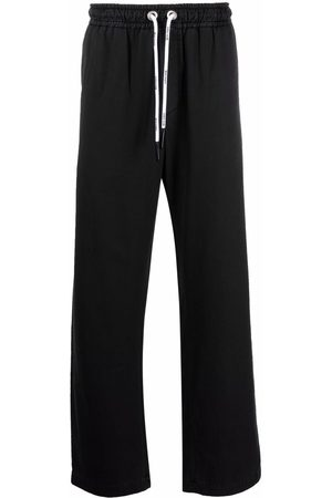 Palm Angels Men Sweatpants - Palm patch track pants