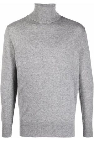 IRO Men Turtlenecks - Roll neck knitted jumper - Grey